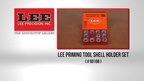 90198 Lee Priming Tool Shell Holder Set