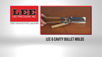LEE 6 Cavity Bullet Molds